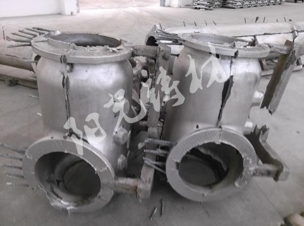 呋喃易溃散铸铝树脂