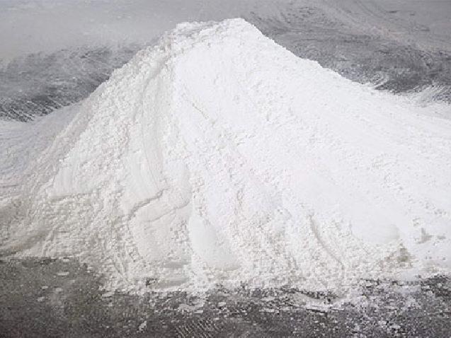 輕質碳酸鈣的主要生產原料
