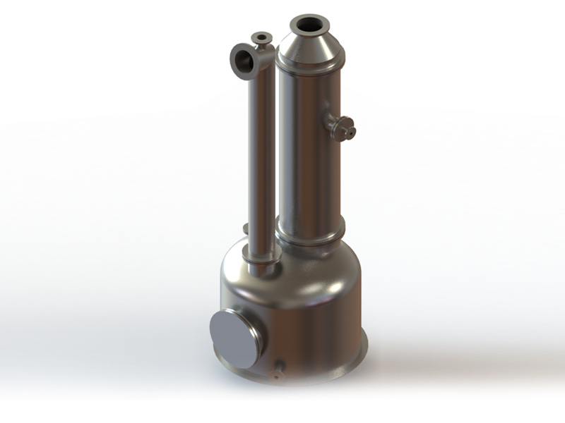 尾(廢)氣處理設備和工程