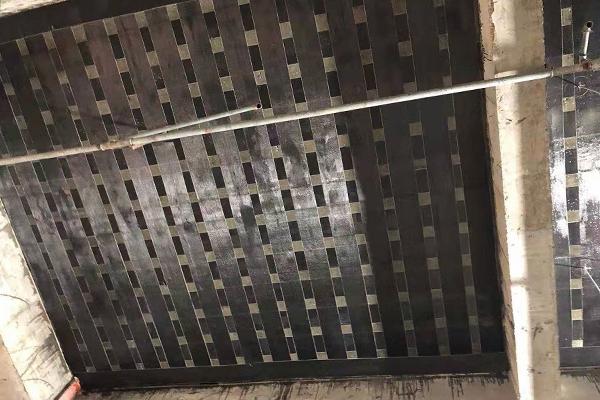 華豐橡膠(蘇州)有限公司生產車間 加固工程