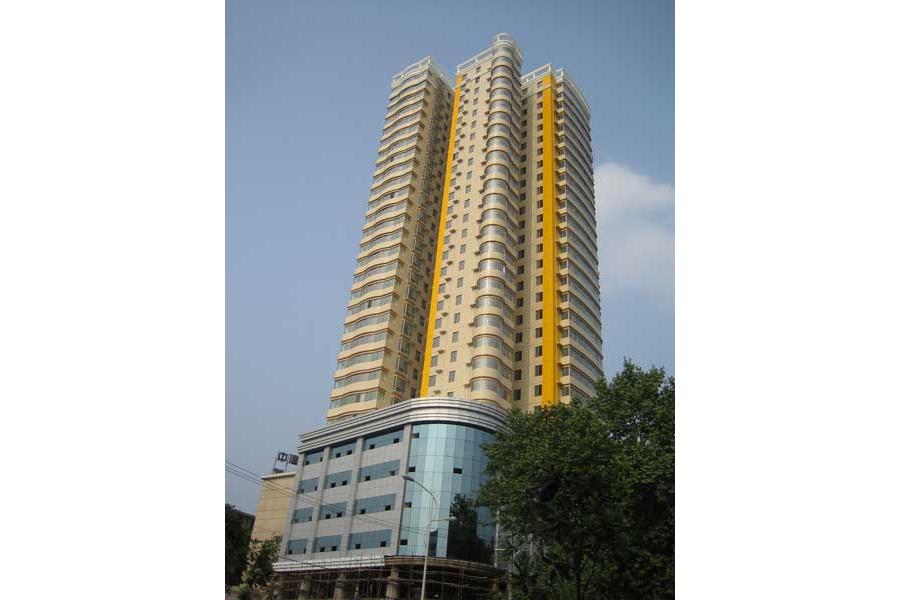 中建二公司高層辦公住宅樓