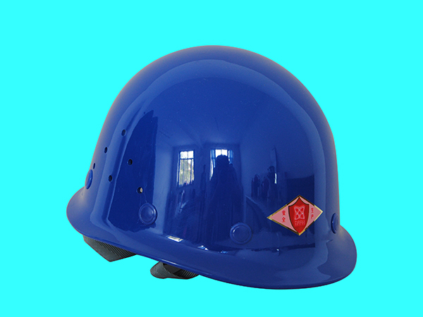 TF 2011安全帽(玻加纖)藍