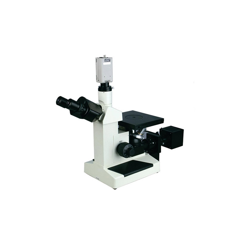 電腦型三目倒置金相顯微鏡BM-5XC