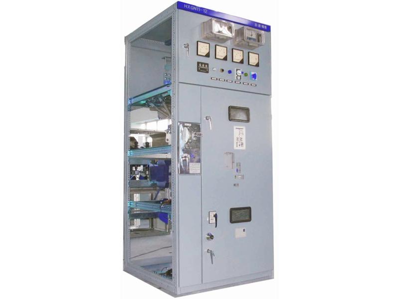 HXGN-12KV(F.R)金属封闭开关设备(环网柜)