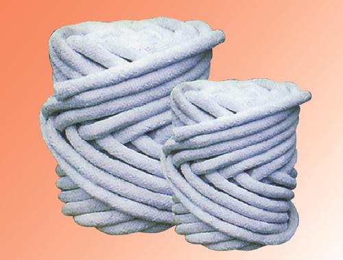 陶瓷纖維圓編繩 硅酸鋁圓編繩