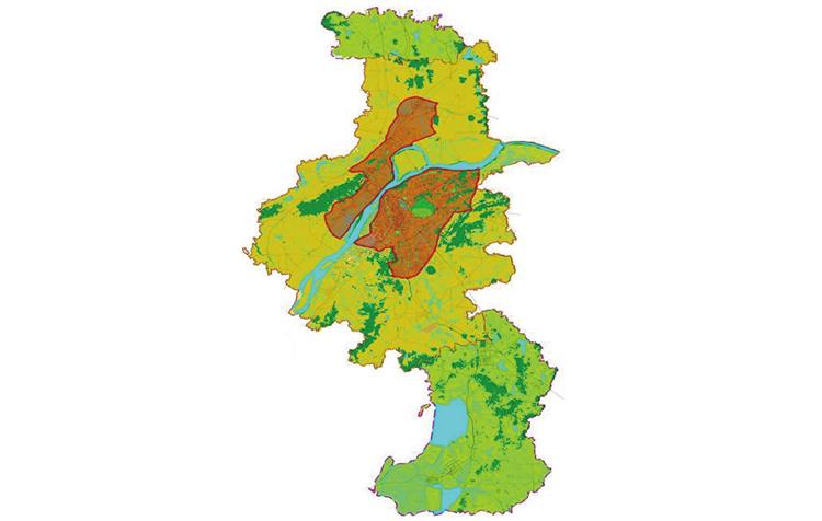 南京城乡综合交通总体规划(2010-2020)