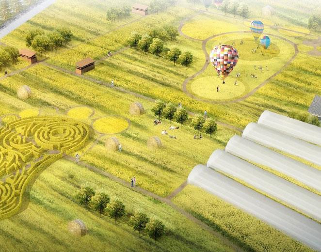 兒童農場樂園