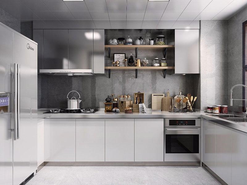 設計中西分離的廚房好嗎?