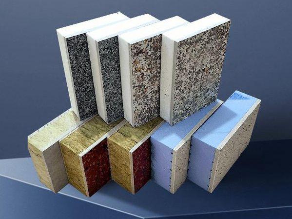 保溫結構一體板