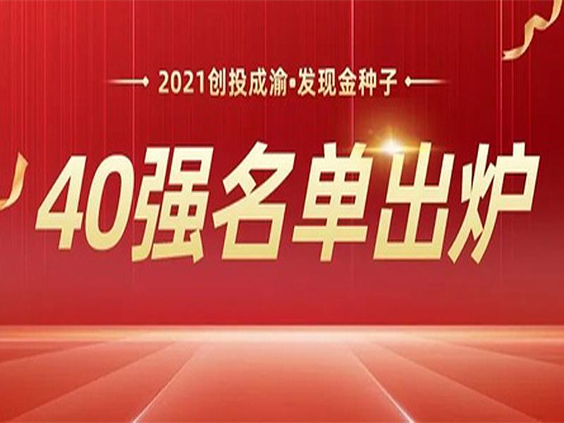 """云华教育集团入选""""2021创投成渝·发现金种子""""40强企业名单"""