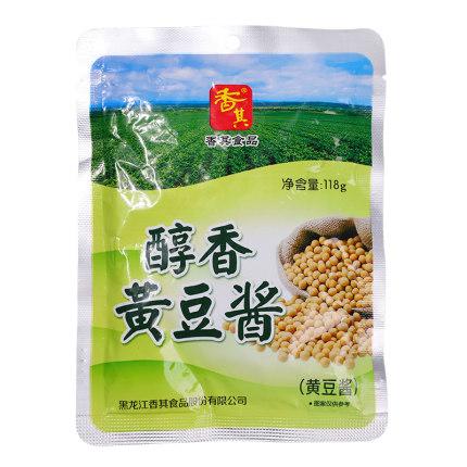 醇香黃豆醬118g
