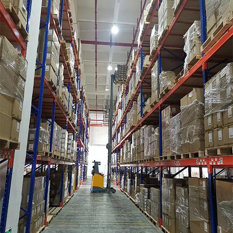 重型横梁式高位货架-重型货架厂家-深圳货架厂家