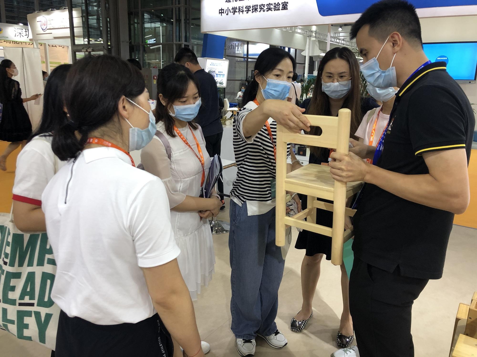 華德七巧設計|第三屆(2020)深圳教育裝備博覽會完美收官