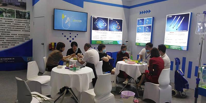 我司參加上海CMEF中國國際醫療器械(春季)博覽會