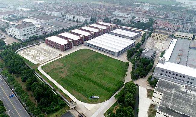 紹興高新區醫療器械創新服務綜合體(飛日棉片區)