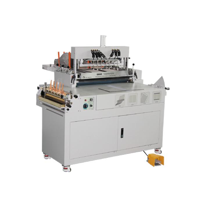 QSK840 氣動型自動精裝書殼機