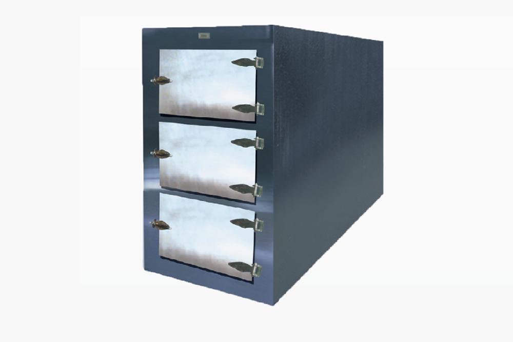 歐亞牌三箱冰柜