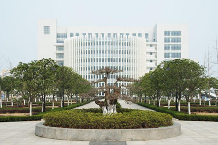 武漢工業大學新校區工程