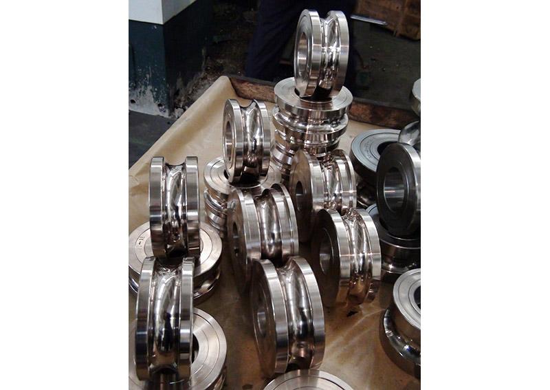 不銹鋼制管模具6