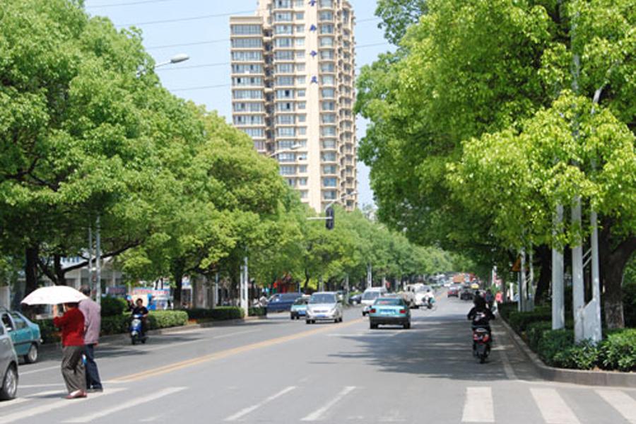 新民主路環境綜合整治工程