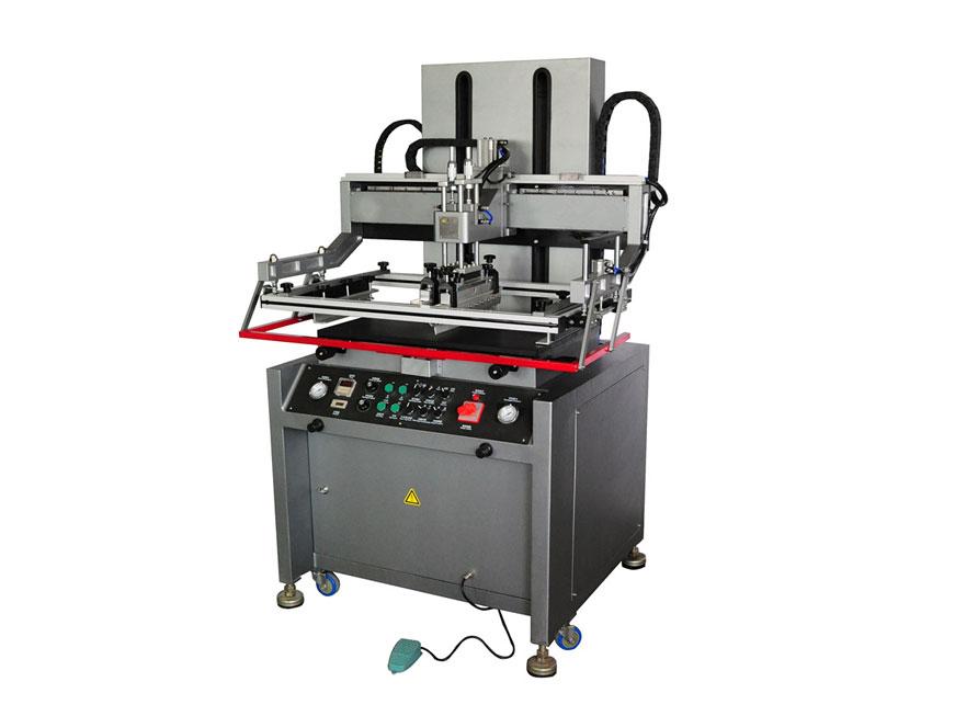 全電動平面印刷機