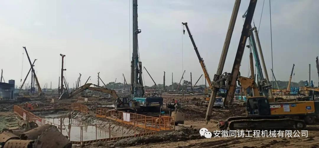 杭州西站上群机作战