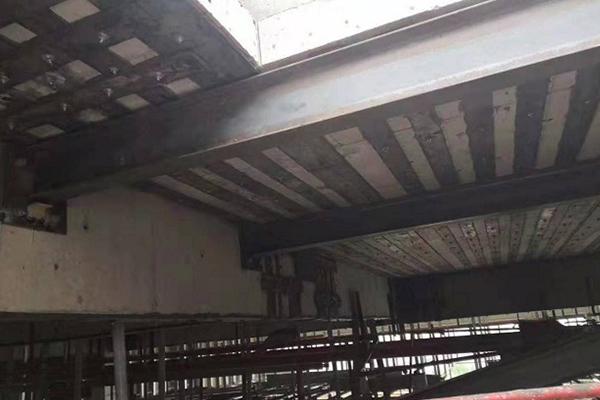 南京恒世房地產開發有限公司售樓處 加固工程