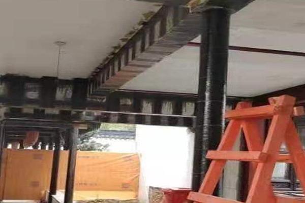 蘇州市姑蘇人家房地產開發有限公司加固工程