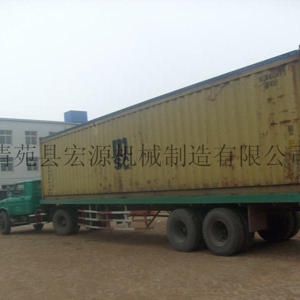 廣西外貿赴越南鉆機出發