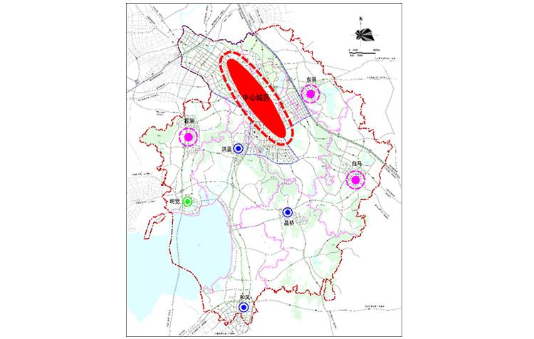 南京市溧水县城乡总体规划(2010-2030)