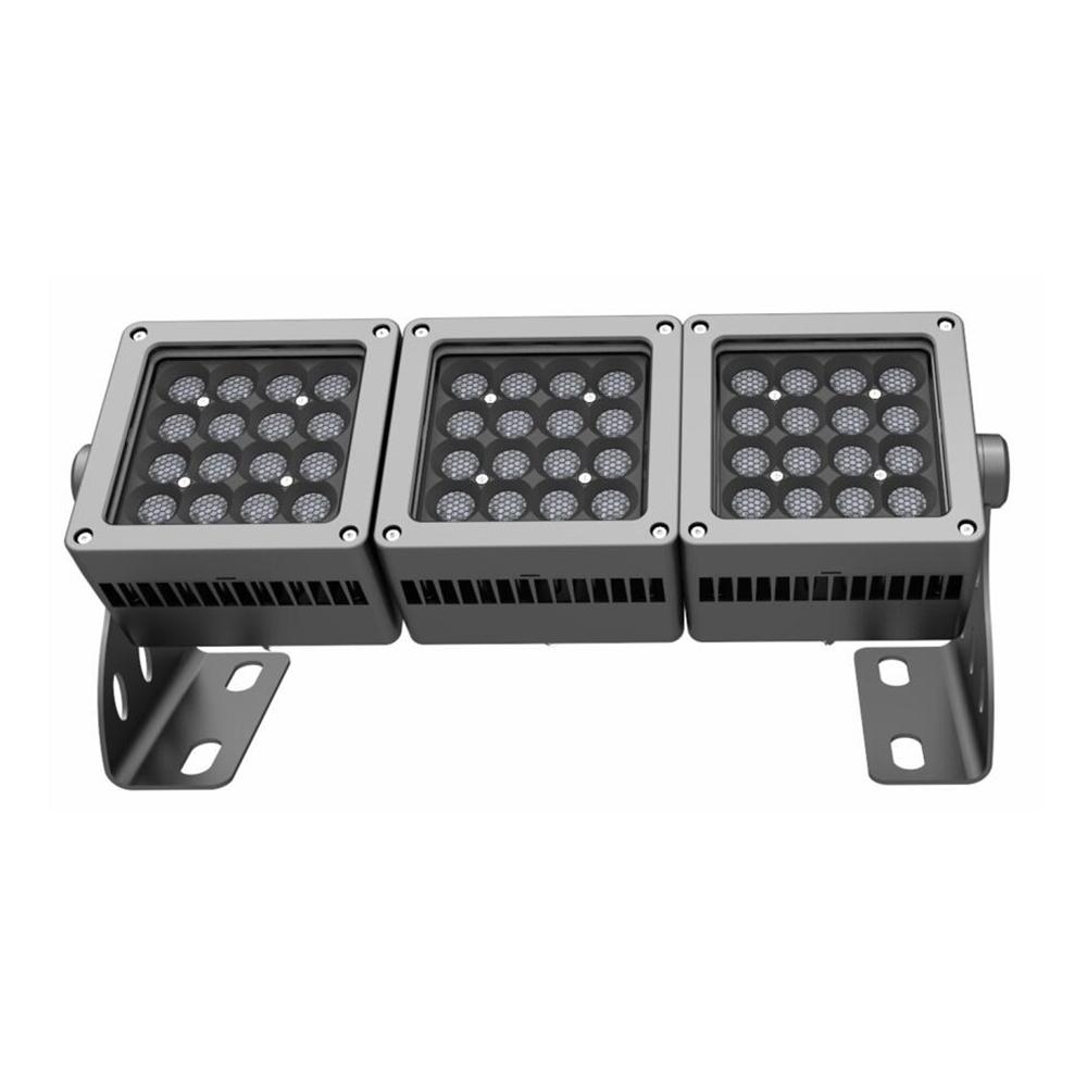 LED投光灯方形模组 天  玑-三头