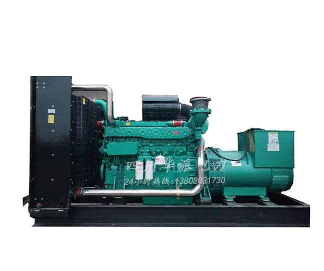 玉柴發電機組在備用的狀態之下怎么進行維護?