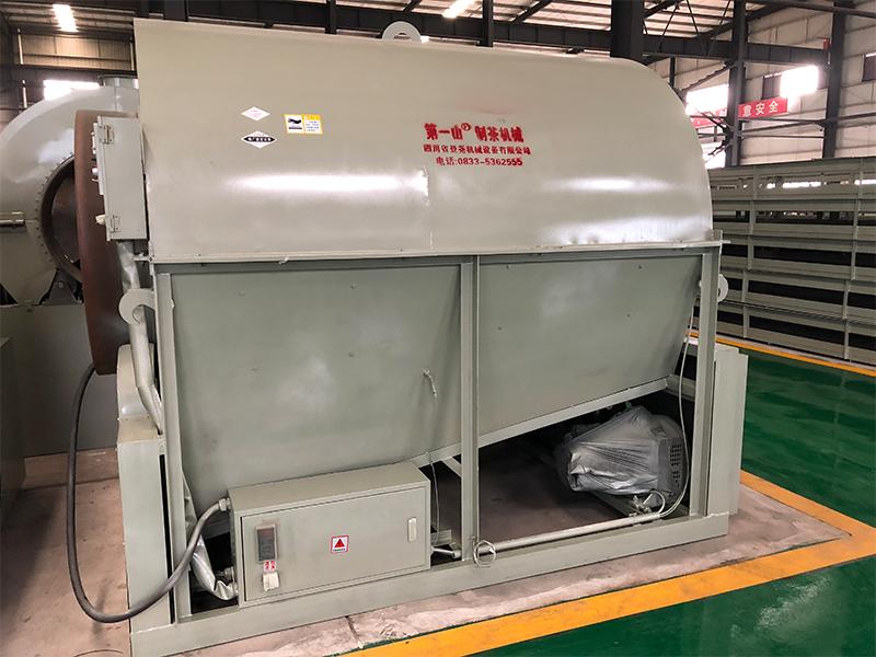 茶叶炒干机6CCT-150B电式