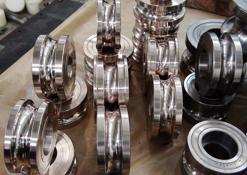 不銹鋼制管模具7