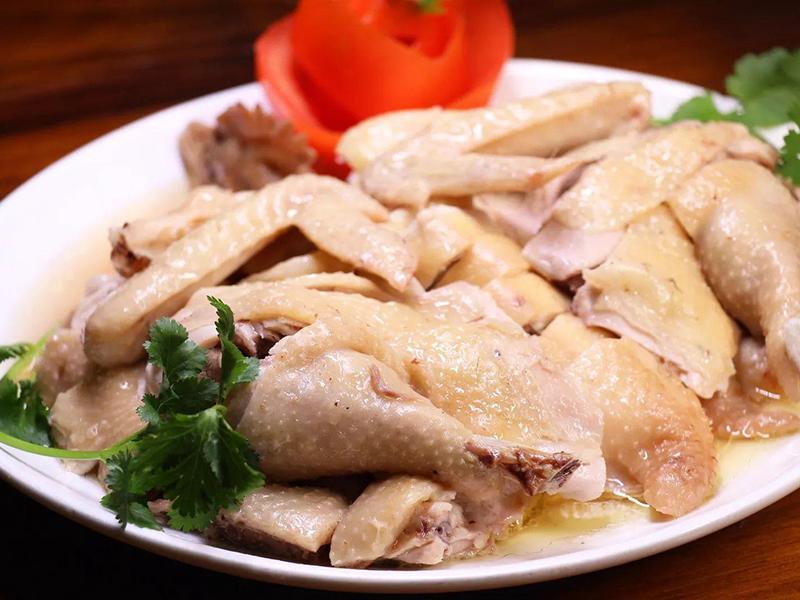 家味水晶雞