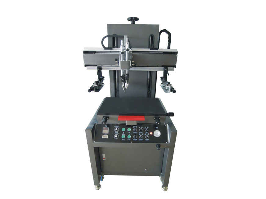 氣動升降電動印刷平面機