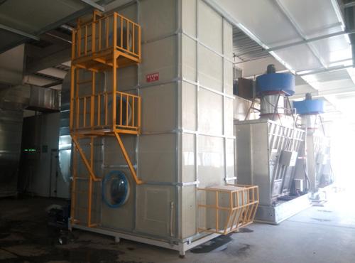 VOC催化氧化塔