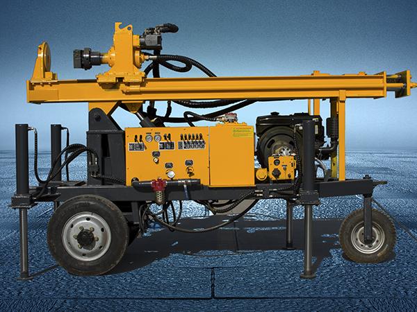 氣動水井鉆機JZQ-150