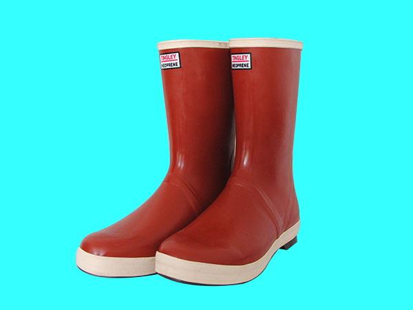 氯丁耐油靴(短款,不帶鋼頭)