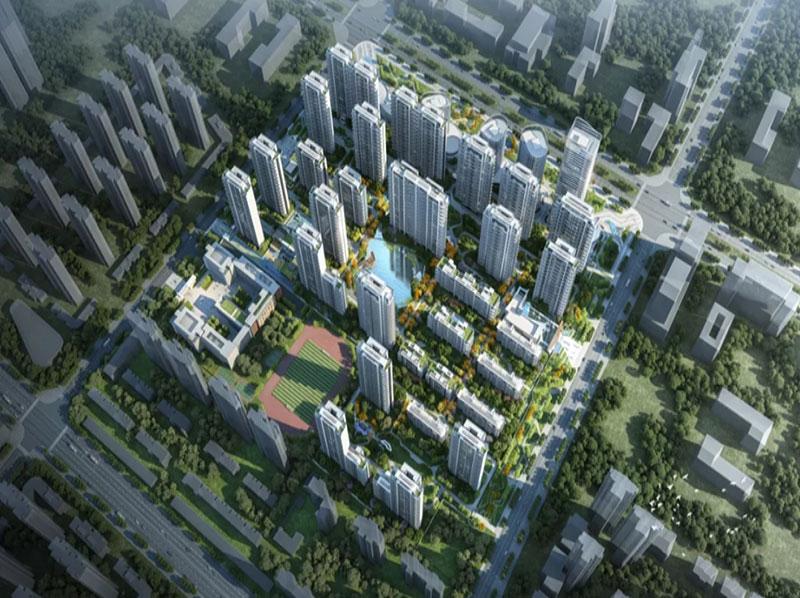 云境天澄丨匠心考究施工工藝,讓建筑歷久彌新,為人居生活賦能!