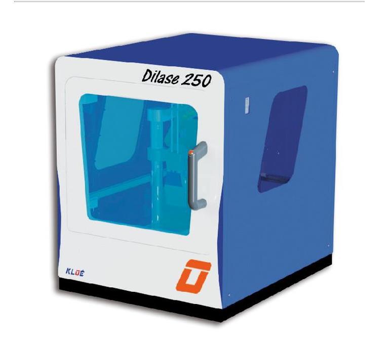 Dilase 250 一款桌面式精密激光直写设备