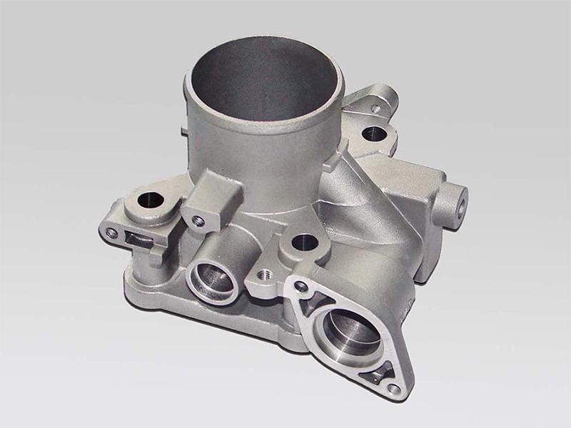 壓鑄件開模出現氣孔的成因和解決辦法